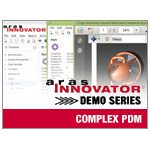 Aras Innovator Demo Series - Complex Product Data Management